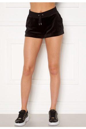 Juicy Couture Kvinder Shorts - Eve Classic Shorts Black L
