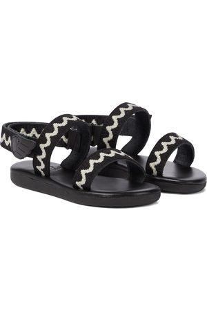 Ancient Greek Sandals Piger Casual sko - Little Agatha Soft canvas sandals
