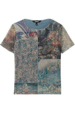 Desigual Kvinder Kortærmede - T-shirt