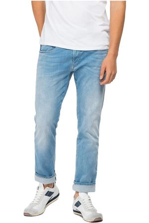 Replay Anbass Hyperflex Re-Used Slim Fit Jeans