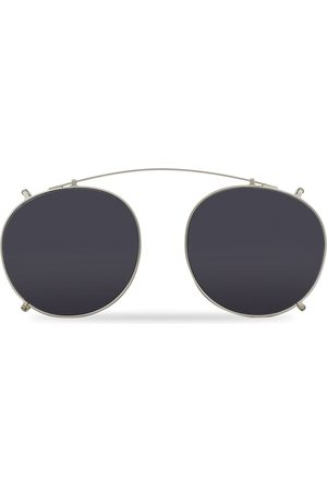 TBD Eyewear Mænd Solbriller - Clip-ons Silver/Gradient Grey