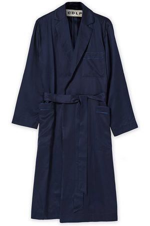 CDLP Mænd Badekåber - Home Robe Navy Blue