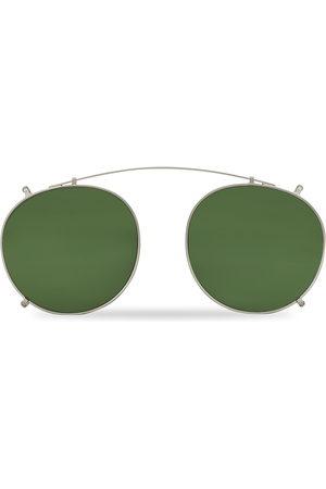 TBD Eyewear Mænd Solbriller - Clip-ons Silver/Bottle Green