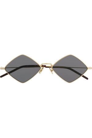 Saint Laurent Solbriller - Solbriller med diamantformet stel