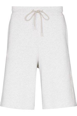 Moncler Mænd Shorts - Drawstring track shorts