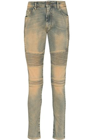 Represent Mænd Skinny - Biker-style skinny jeans