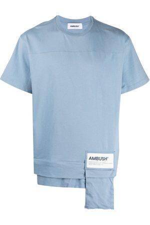 AMBUSH Kortærmede - Jersey-T-shirt med lomme