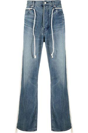 AMBUSH Mænd Jeans - Oversize jeans med snoretræk