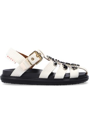 Marni Sandals with logo