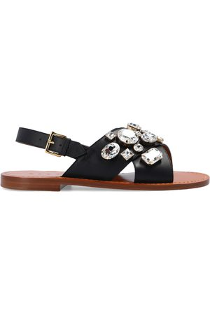 Marni Sandals with crystals