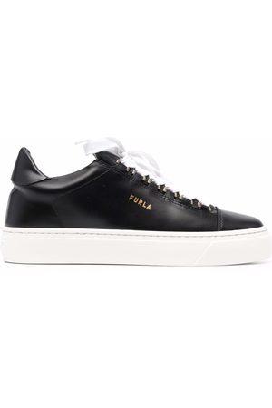 Furla Kvinder Sneakers - Two-tone sneakers