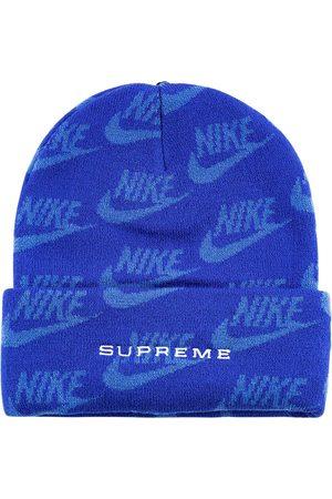 Supreme Huer - X Nike hue med logoer i jacquard