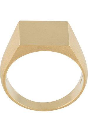 SHIHARA 18kt yellow gold ring