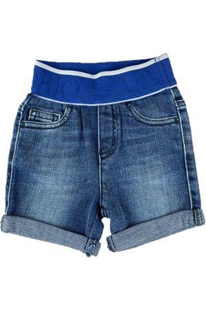 Armani Piger Shorts - SHORT JEANS ELASTICO