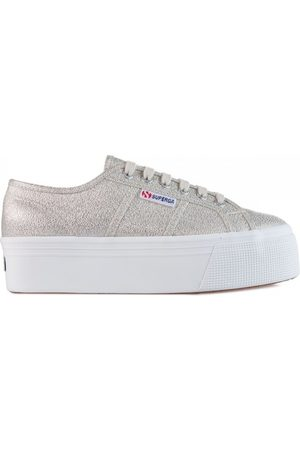 Superga Lame Shoes