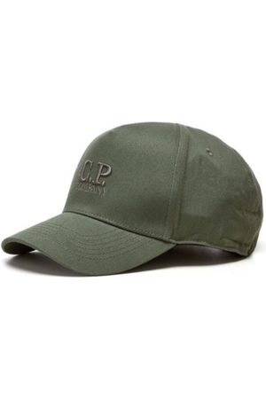 C.P. Company Goggle Baseball Cap Laurel Wreat