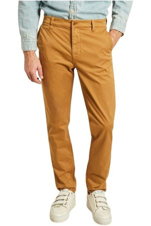 Nudie Jeans Mænd Chinos - Chino Easy Alvin