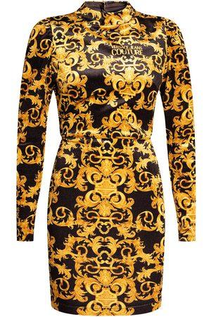 VERSACE Kvinder Casual kjoler - Baroque print dress