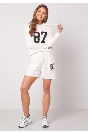 Happy Holly Carolyn shorts Cream 52/54