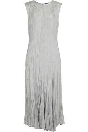Joseph Kvinder Midikjoler - Desvigne silk midi dress