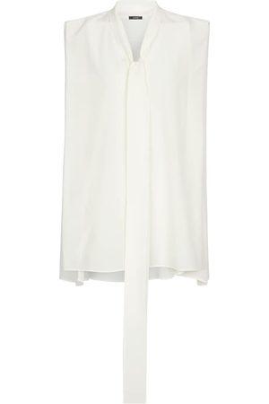 Joseph Kvinder Bluser - Batin silk crêpe de chine blouse