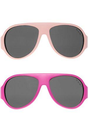 Mokki Solbriller - Solbriller - Click & Change - 10 dele - Rosa
