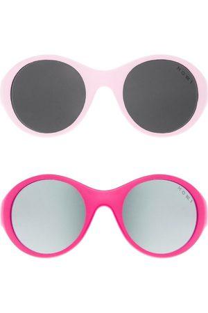Mokki Solbriller - Solbriller - Click & Change - Rosa