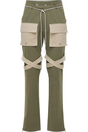 LIFTED ANCHORS Newport Strapped Cargo Pants