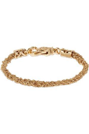 EMANUELE BICOCCHI Mænd Armbånd - Crocheted Chain Bracelet