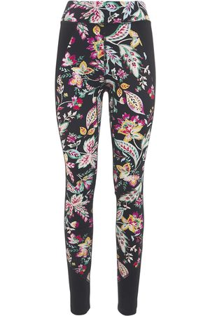 Isabel Marant Tisea Recycled Stretch Jersey Leggings