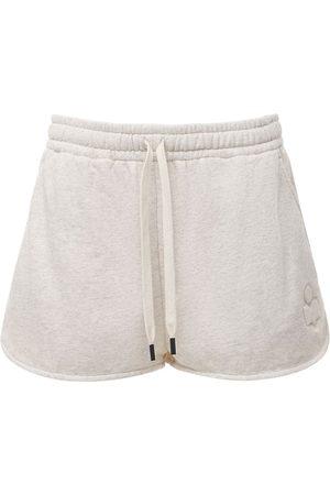 Isabel Marant Kvinder Shorts - Mifikia Jersey Cotton Shorts