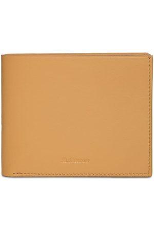 Jil Sander Leather Billfold Wallet