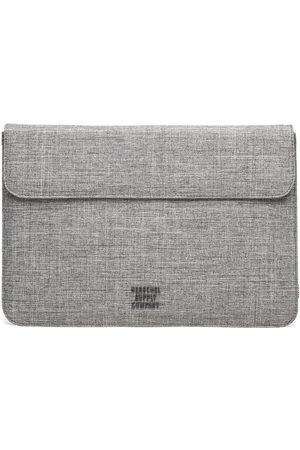 Herschel Mænd Laptop Tasker - Spokane Sleeve For 12 Inch Macbook Bags Laptop Bags Grå