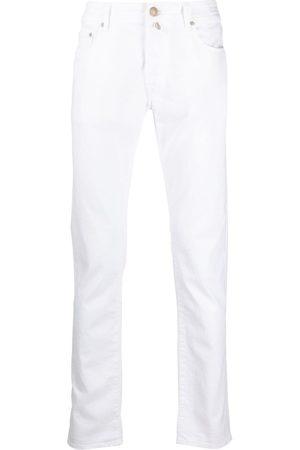 Jacob Cohen Mænd Straight - Jeans med lige ben og lav talje