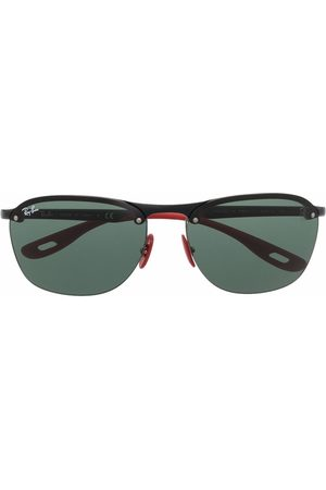 Ray-Ban Mænd Solbriller - Round-frame tinted sunglasses