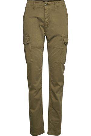 Superdry Kvinder Slim bukser - Slim Cargo Pant Slimfit Bukser