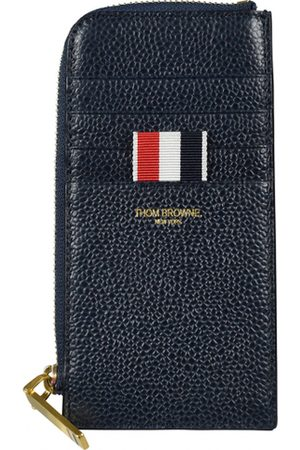 Thom Browne Mænd Punge - Half-zip card holder