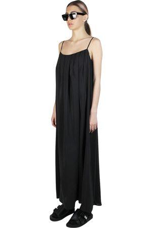FEDERICA TOSI Kvinder Casual kjoler - DRAPED MAXI DRESS