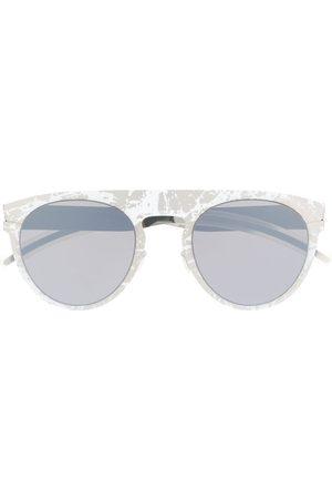 MYKITA Solbriller - Transfer-solbriller med rundt stel