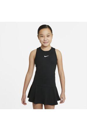 Nike Court Dri-FIT Victory-tennistanktop større børn (piger)