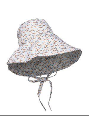 Beck Söndergaard Amapola Bucket Hat Accessories Headwear Bucket Hats Hvid
