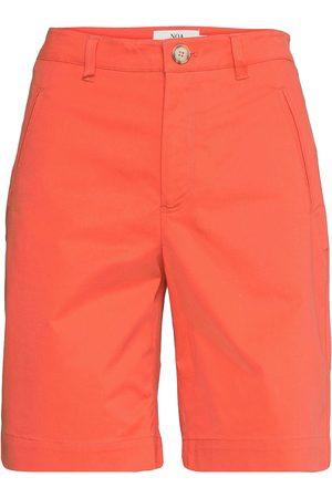 Noa Noa Shorts Shorts Chino Shorts Orange