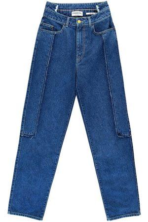 Essentiel Antwerp Kvinder Baggy - Vynamite jeans