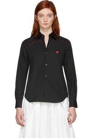 Comme des Garçons Black Small Heart Shirt