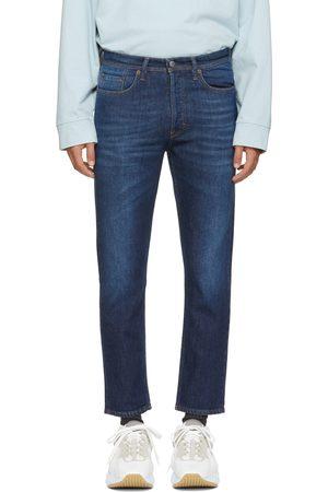 Acne Studios Blue Blå Konst River Jeans