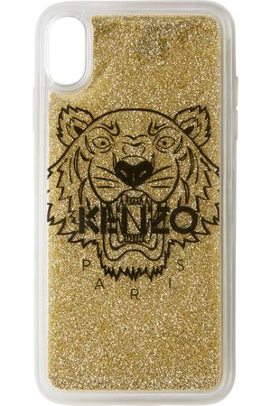 Kenzo Gold Tiger iPhone X+ Case