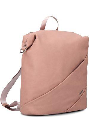 Zwei Elegant rygsæk og taske i én bag
