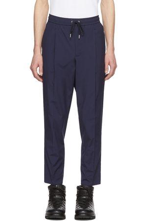 Moncler Navy Casual Pants