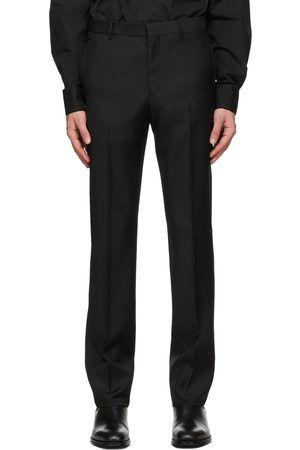 Givenchy Black Skinny-Fit Trousers