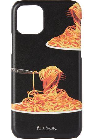 Paul Smith Black Spaghetti iPhone 11 Pro Case